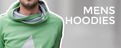 New Zealand Made Mens Hoodies with Meaningful designs